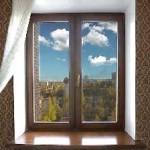 Цветные и ламинированные окна